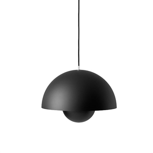 &tradition Flowerpot Suspension VP7 Noir Mat