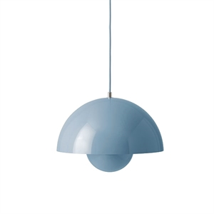 &tradition Flowerpot Suspension VP7 Bleu Clair