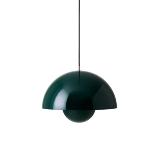 &tradition Flowerpot Suspension VP7 Vert Foncé