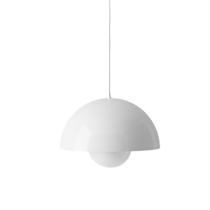 &tradition Flowerpot Suspension VP7 Blanc