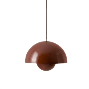 &tradition Flowerpot Suspension VP7 Rouge Foncé