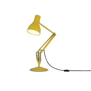 Anglepoise Type 75 Lampe à Poser Anglepoise + Margaret Howell Yellow Ochre
