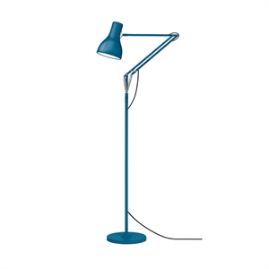 Anglepoise Type 75 Lampadaire Anglepoise + Margaret Howell Saxon Blue