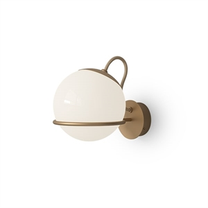 Astep Model 237/1 Applique murale champagne avec switch