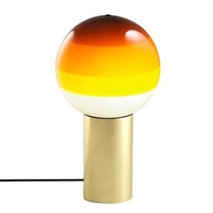 Marset Dipping Light Lampe à poser Ambre Grand