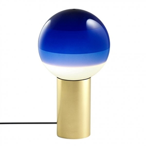 Marset Dipping Light Lampe à poser Bleu Grand