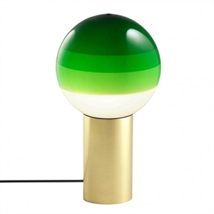 Marset Dipping Light Lampe à poser Vert Grand
