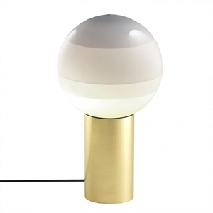 Marset Dipping Light Lampe à poser Beige Grand