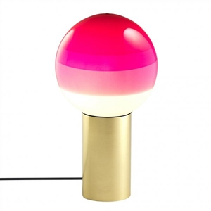 Marset Dipping Light Lampe à poser Rose Grand