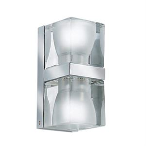 Fabbian Ice Cube Double Applique murale