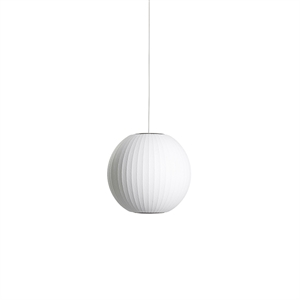 HAY Nelson Ball Bubble Suspension Petit Blanc