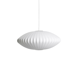HAY Nelson Saucer Bubble Suspension Moyen Blanc