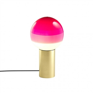 Marset Dipping Light Lampe à poser Rose Moyen