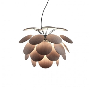 Marset Discoco Wood 68 Suspension American Oak