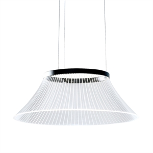 Martinelli Luce Plissé Suspension Blanc