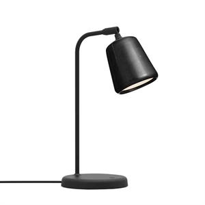 NEW WORKS Material Lampe à Poser Dark Marble