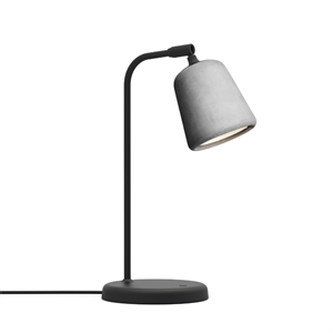 NEW WORKS Material Lampe à Poser Concrete Light Grey