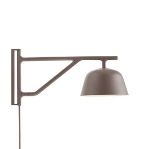 Muuto Ambit Applique murale Taupe