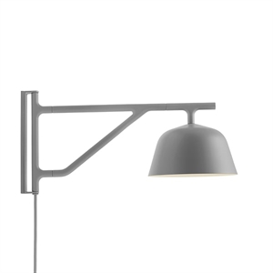 Muuto Ambit Applique murale Gris