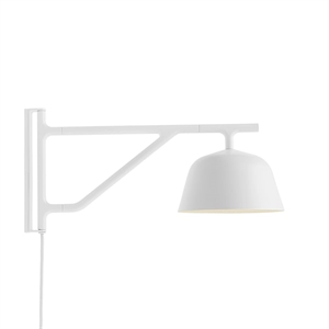 Muuto Ambit Applique murale Blanc