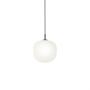 Muuto Rime Suspension Noir Ø25