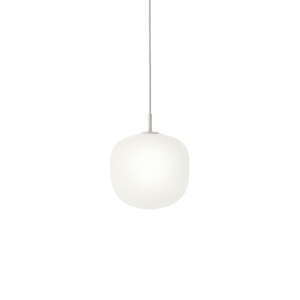Muuto Rime Suspension Gris Ø25