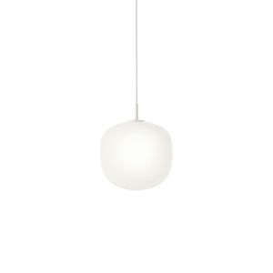 Muuto Rime Suspension Blanc Ø25