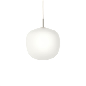 Muuto Rime Suspension Gris Ø37