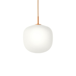 Muuto Rime Suspension Orange Ø37