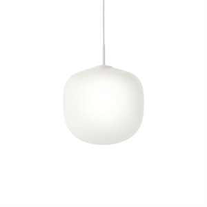 Muuto Rime Suspension Blanc Ø37