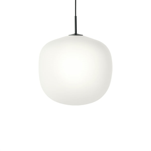 Muuto Rime Suspension Noir Ø45