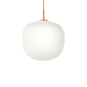 Muuto Rime Suspension Orange Ø45