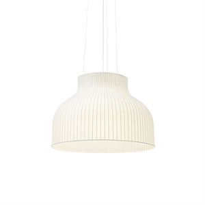 Muuto Strand Suspension Ø60 Blanc