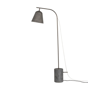 NORR11 Line One Lampadaire Oxydé