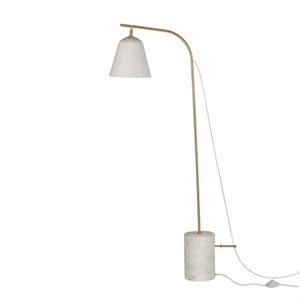 NORR11 Line One Lampadaire Blanc