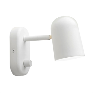 Northern Lighting Buddy Applique murale Blanc cassé