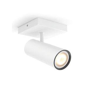 Philips Hue Connected Buratto Spot Blanc