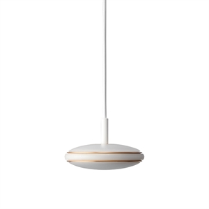 Shade ØS1 Suspension Laiton/Blanc