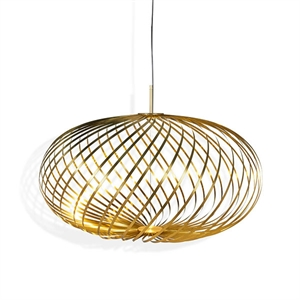 Tom Dixon Spring Medium Suspension Laiton