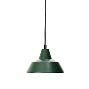Made By Hand Lampe dAtelier Suspension Racing Green W1