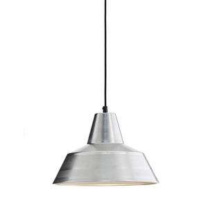 Made By Hand Lampe dAtelier Suspension Aluminium W2