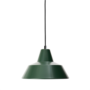 Made By Hand Lampe dAtelier Suspension Racing Green W2