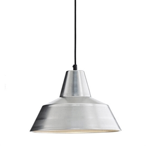 Made By Hand Lampe dAtelier Suspension Aluminium W3