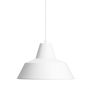 Made By Hand Lampe dAtelier Suspension Blanc Mat W3