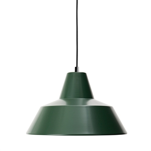 Made By Hand Lampe dAtelier Suspension Racing Green W3