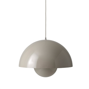 &tradition Flowerpot VP2 Suspension Gris/Beige