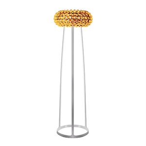 Foscarini Caboche Lampadaire Media Or