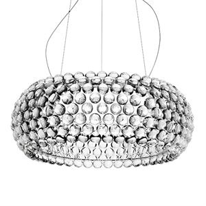 Foscarini Caboche Suspension Grande Transparent
