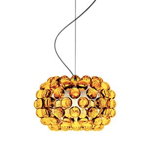 Foscarini Caboche Suspension Piccola Or