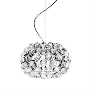 Foscarini Caboche Suspension Piccola Transparent